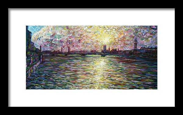 Westminster Bridge by Pete Caswell
