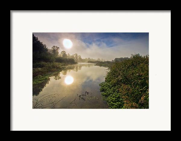 Landscapes Framed Print featuring the photograph What Dreams May Come by Davorin Mance