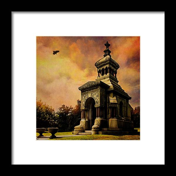 Eastern Framed Print featuring the photograph What The Doctor Built by Chris Lord
