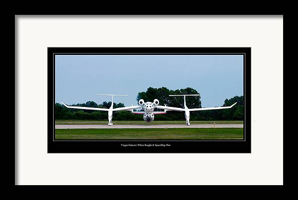 3scape Photos Framed Print featuring the photograph White Knight by Adam Romanowicz