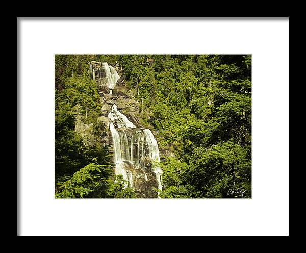 Appalachian Mountains Framed Print featuring the photograph Whitewater Falls by Phill Doherty