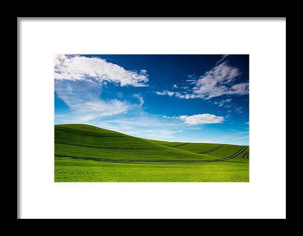Windows Xp Framed Print