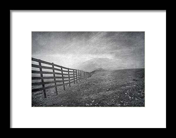 Windy Framed Print featuring the photograph Windy Days At 3300 Meters by Guido Montanes Castillo