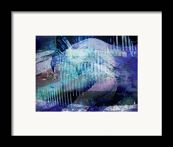 Winter Framed Print featuring the photograph Wonderfully Cold by Shirley Sirois