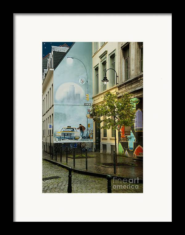 Architecture And Building Framed Print featuring the photograph Xiii by Juli Scalzi