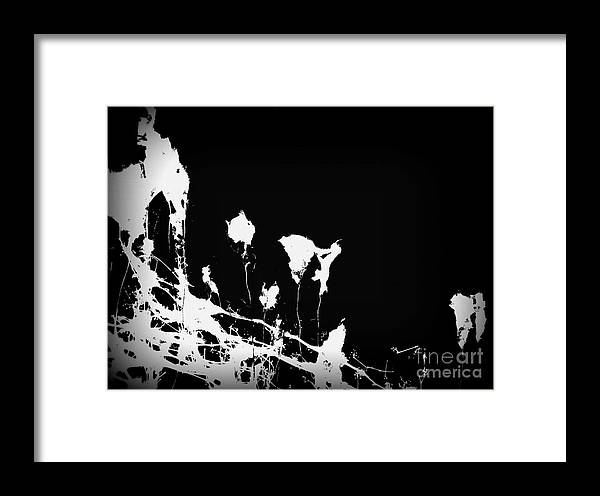 Modern Print Framed Print featuring the photograph Xiios by Alex Blaha