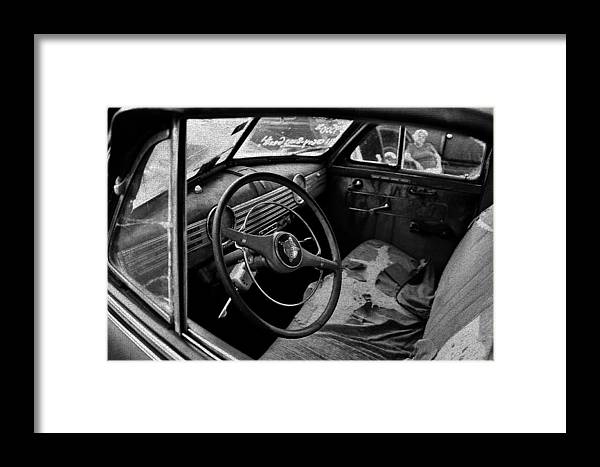Art Framed Print featuring the photograph You Buying Or What by David Lee Thompson