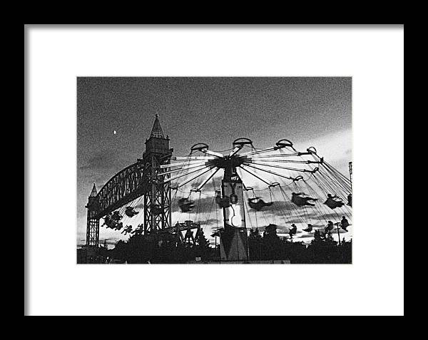 Buzzards Bay Framed Print featuring the photograph Yoyo by David DeCenzo