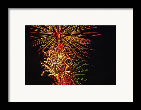 4th Of July Framed Print featuring the photograph American Pride by Joshua Dwyer