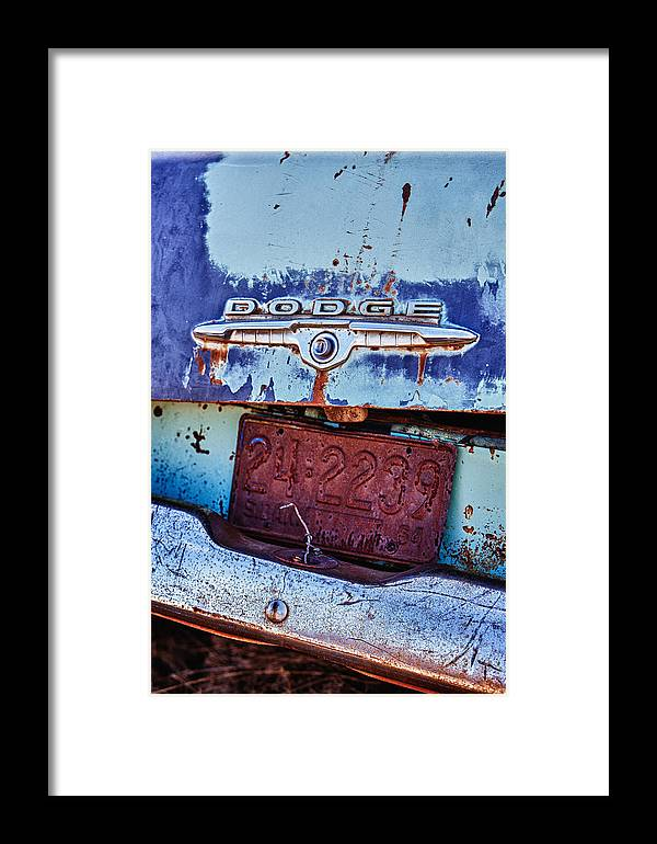 Cheyenne Framed Print featuring the photograph Coronet by Richard Steinberger