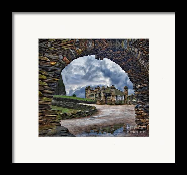Grand Central Station Framed Print featuring the photograph Grand Central Station by Susan Candelario