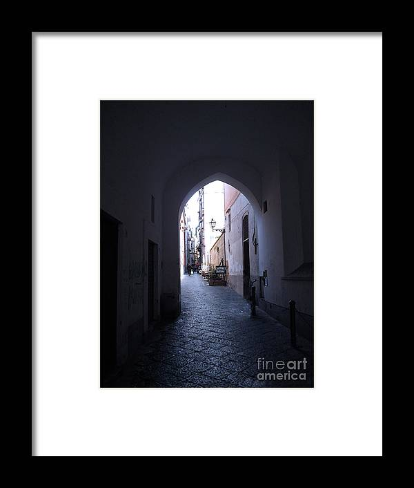 Italy Framed Print featuring the photograph Italy by Paul Sandilands
