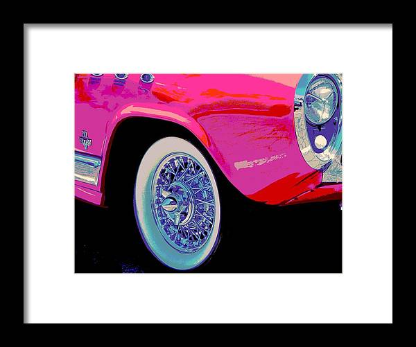 Keiser Framed Print featuring the photograph Keiser by Chuck Re