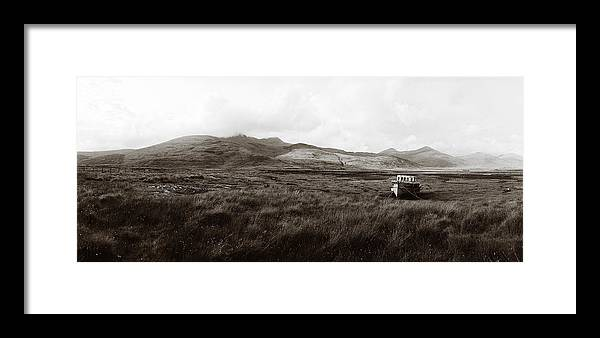Mull Framed Print featuring the photograph Mull Tidal Flats by Jan W Faul