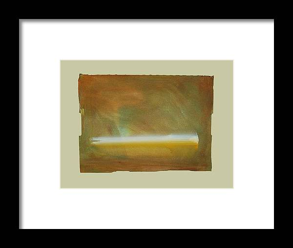 Tsunami Framed Print featuring the painting Turner Tide by Charles Stuart