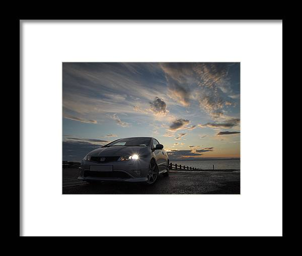 Fn2 Framed Print featuring the photograph Type R by Christopher Mercer