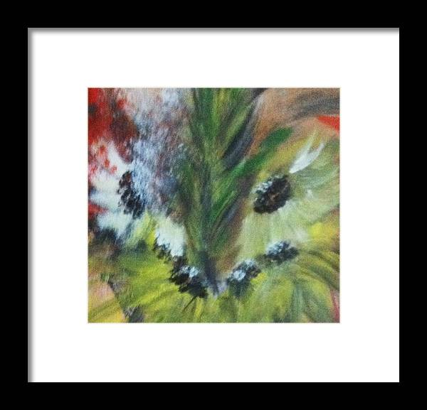 Sandra Richardson Gallery Framed Print featuring the painting Untitled by Sandra Richardson