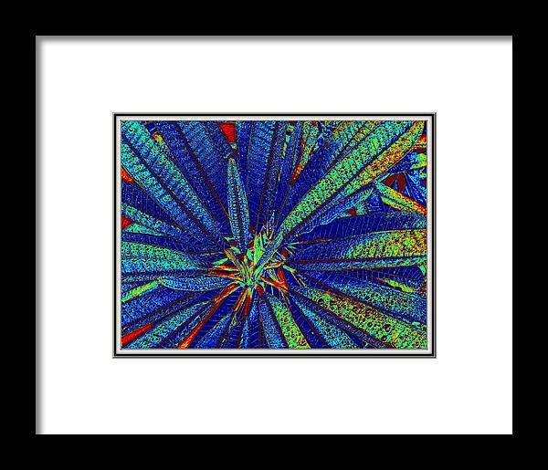 Leaves---leaves Framed Print featuring the photograph Leaves by Anand Swaroop Manchiraju