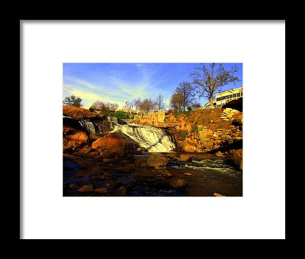 Framed Print featuring the photograph Untitled by Nerwon Moon