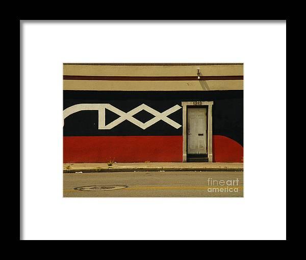 Texas Framed Print featuring the photograph 1212 Corpus Christi by Joe Jake Pratt