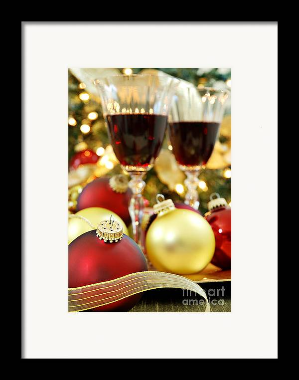 Christmas Framed Print featuring the photograph Christmas by HD Connelly