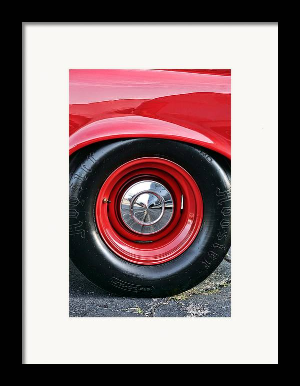 1964 Framed Print featuring the photograph 1964 Plymouth Savoy by Gordon Dean II