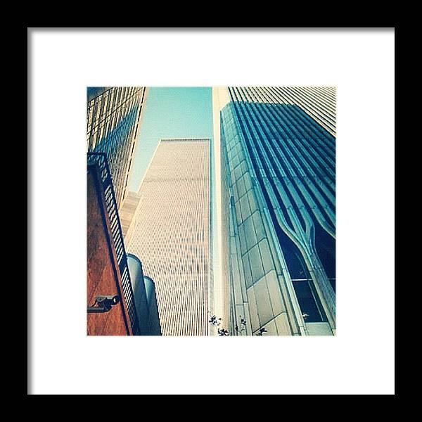 Summer Framed Print featuring the photograph 1999 by Randy Lemoine