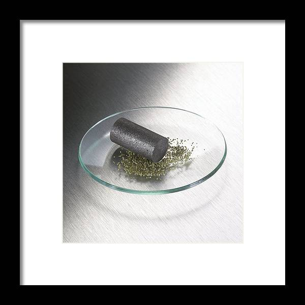 Carbon Framed Print featuring the photograph Carbon by