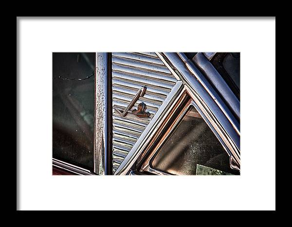 Cheyenne Framed Print featuring the photograph Lincoln by Richard Steinberger