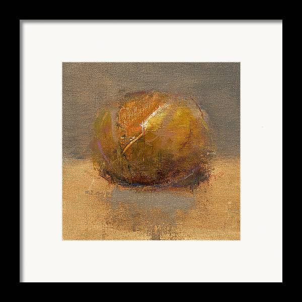 Bread Framed Print featuring the painting Rcnpaintings.com by Chris N Rohrbach