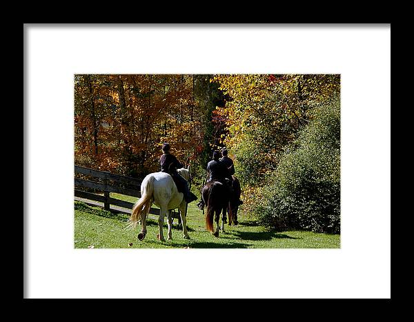 Usa Framed Print featuring the photograph Riding Soldiers by LeeAnn McLaneGoetz McLaneGoetzStudioLLCcom