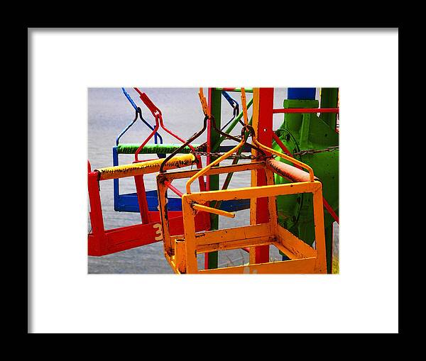 3 Framed Print featuring the photograph 3 by Skip Hunt