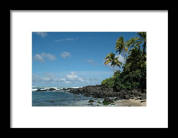 Hawaii Framed Print featuring the photograph Untitled by Kathy Schumann
