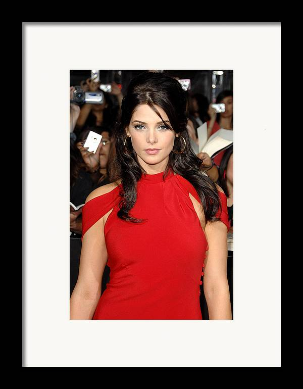 Ashley Greene Framed Print featuring the photograph Ashley Greene At Arrivals For The by Everett