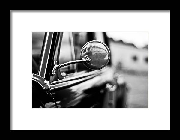 Plymouth Framed Print featuring the photograph '52 Plymouth by Randall Cogle