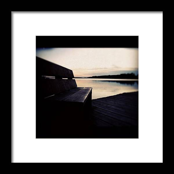 Spring Framed Print featuring the photograph Instagram Photo by Ritchie Garrod