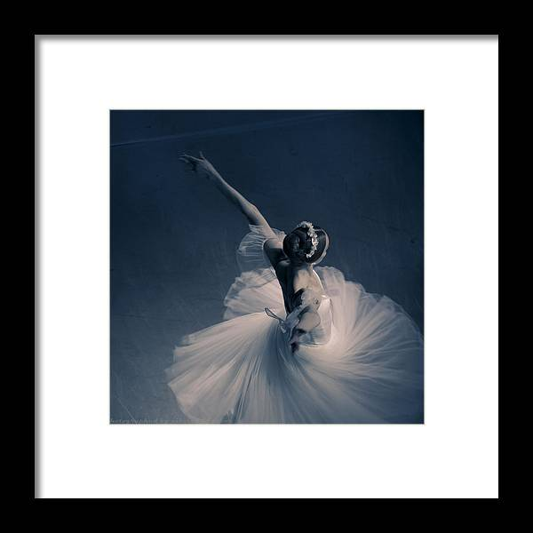 Giselle Framed Print featuring the photograph A Willis by Nikolay Krusser