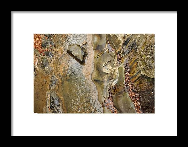 Abstract Framed Print featuring the photograph Abstract by Alexa Alexandru-Michael