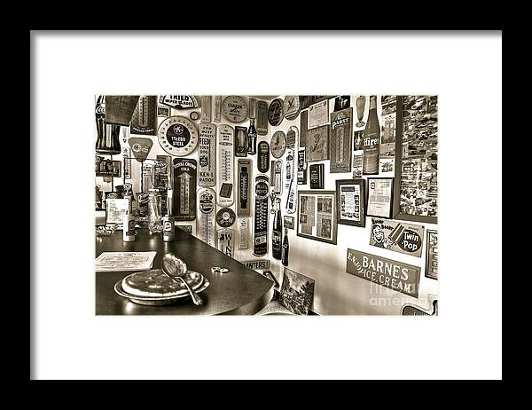 Pie Framed Print featuring the photograph American Pie by Brenda Giasson