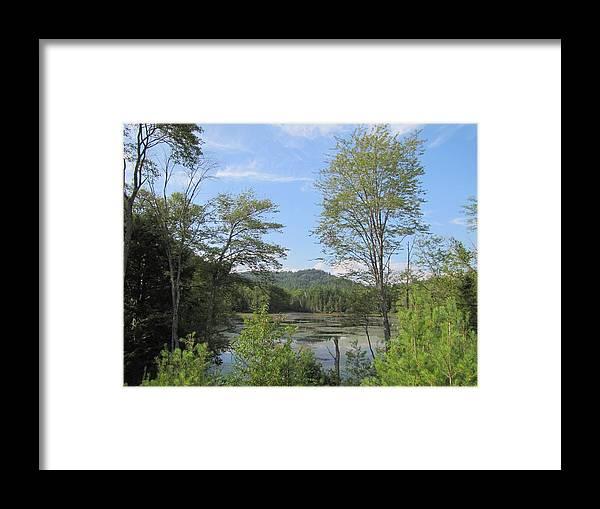 Appalachian Summer Framed Print featuring the photograph Appalachian Summer 2012 by Maciek Froncisz