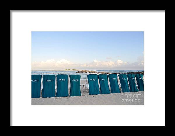 Atlantis Framed Print featuring the photograph Atlantis by Nicky Dou