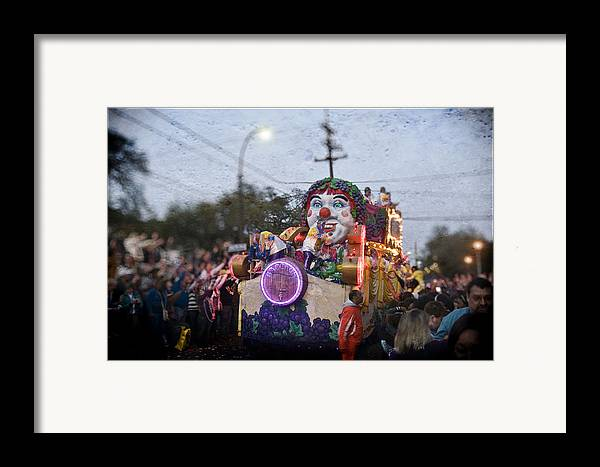 Bacchus Framed Print featuring the photograph Bacchus In Bokeh by Ray Devlin