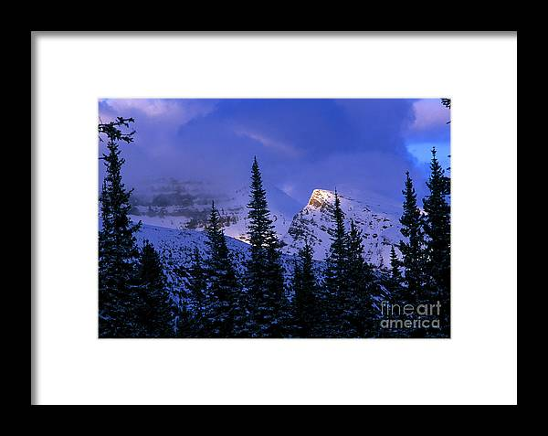 Banff National Park Framed Print featuring the photograph Banff National Park 3 by Terry Elniski
