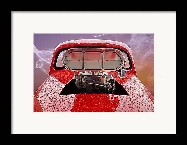 Blown Framed Print featuring the photograph Blown by Alan Hutchins