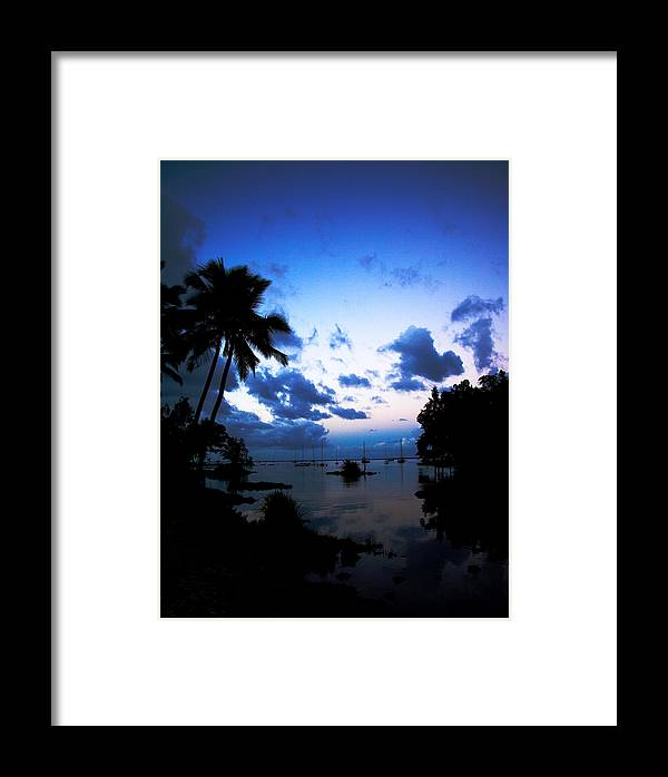 Hilo Framed Print featuring the photograph Blue Hawaii by Tony and Kristi Middleton