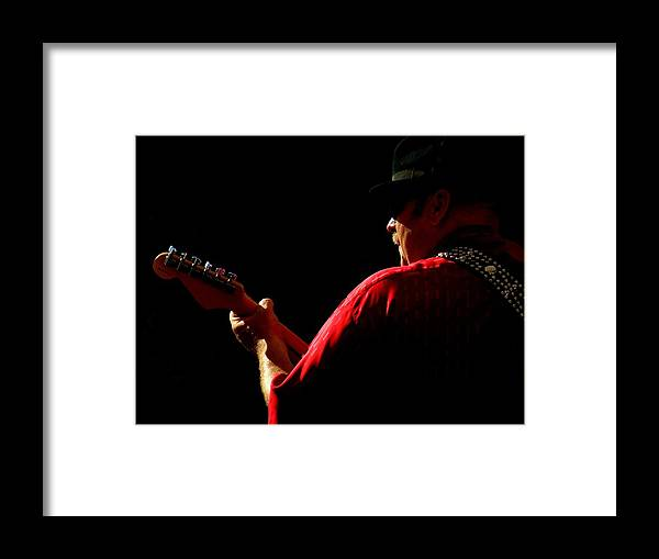 Bluesology Framed Print featuring the photograph Bluesology by Artisan de l Image
