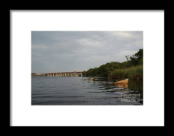 Structure Framed Print featuring the photograph Boat History by Jack Norton