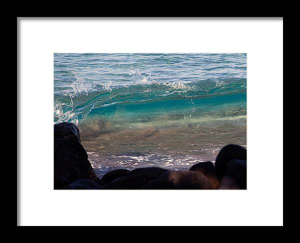 2010 Framed Print featuring the photograph Breaking Glass 1 by Tony and Kristi Middleton