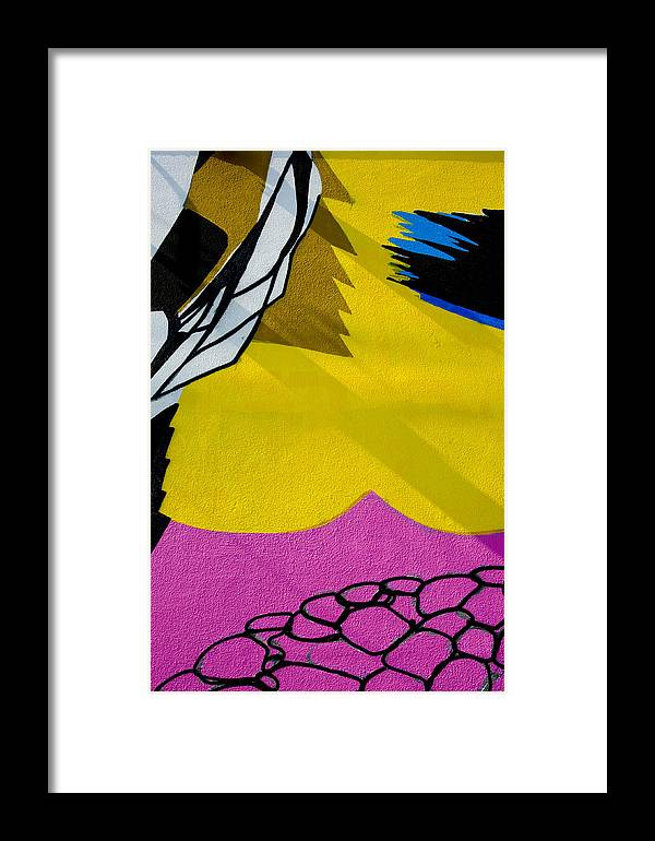 Yellow Framed Print featuring the photograph Bright Yellow by Armando Perez