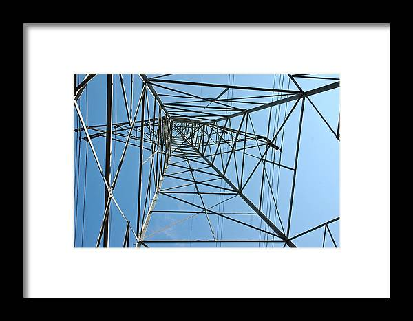 Usa Framed Print featuring the photograph Buzz To The Sky by LeeAnn McLaneGoetz McLaneGoetzStudioLLCcom